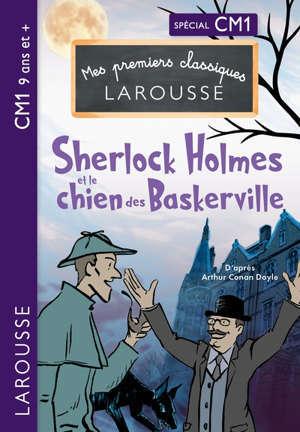 Sherlock Holmes et le chien des Baskervilles - CM1