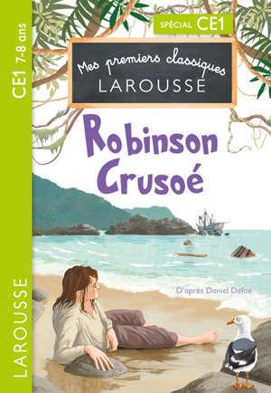 Robinson Crusoe  - CE1