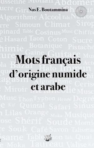 Mots français d'origine numide et arabe