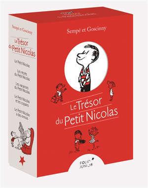 Le trésor du petit Nicolas : coffret collector