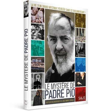 Le mystère de Padre Pio - DVD