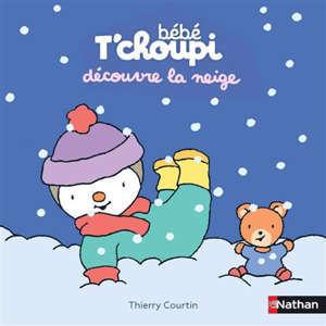Bébé T'choupi découvre la neige