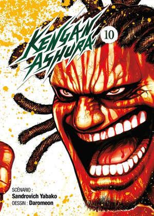 Kengan Ashura. Vol. 10