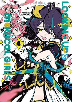 Looking up to magical girls. Vol. 4