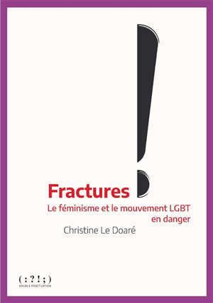 Fractures : le féminisme et le mouvement LGBT en danger