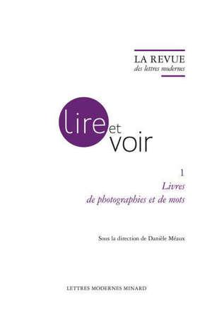 Livres de photographies et de mots
