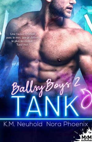 Tank Ballsy Boys, T2