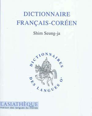 Dictionnaire français-coréen