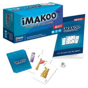 Imakoo : le sudoku des mots