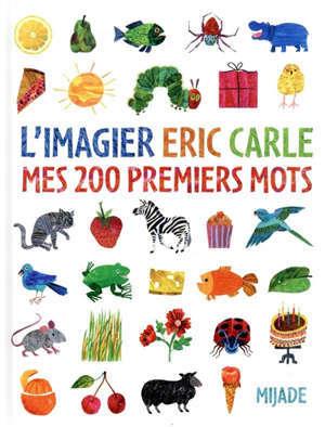 Mes 200 premiers mots : imagier