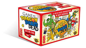 Game of Dragon Boules Dead : le jeu de cartes humoristique de Davy Mourier