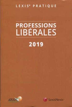 Professions libérales : 2019