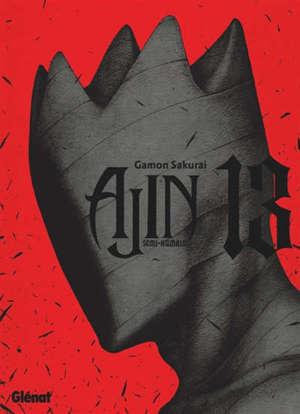 Ajin : semi-humain. Volume 13