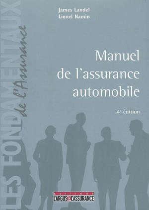 Manuel de l'assurance automobile