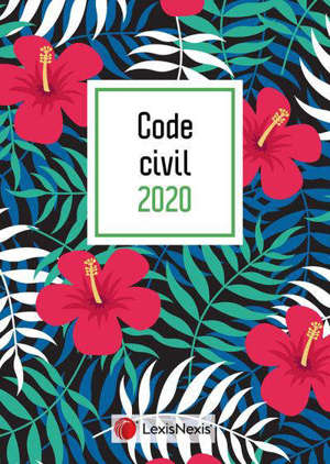 Code civil 2020 : jaquette 1