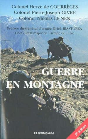 Guerre en montagne