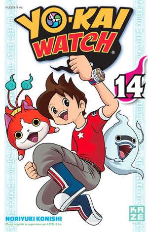 Yo-kai watch. Volume 14