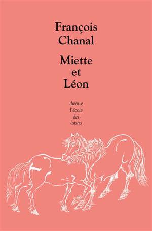 Miette et Léon