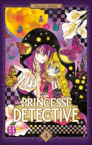 Princesse Détective. Volume 4