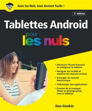 Tablettes Android pour les nuls