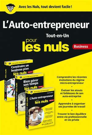 L'auto-entrepreneur pour les nuls : business