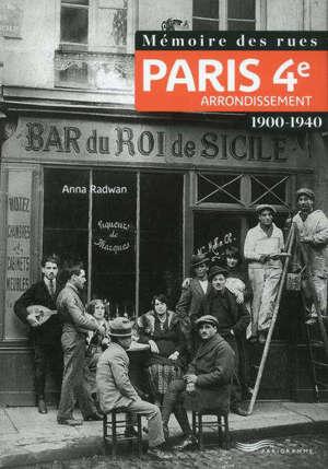 Paris 4e arrondissement : 1900-1940