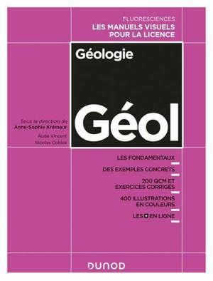 Géologie : cours, exercices et méthodes