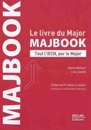 Majbook : le livre du major : tout l'iECN, par le major