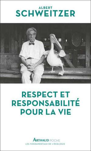 Respect et responsabilité pour la vie