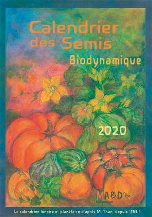 Calendrier des semis 2020 : biodynamique
