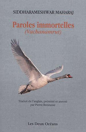 Paroles immortelles : Vachanamrut