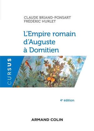 L'Empire romain d'Auguste à Domitien