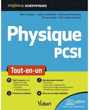 Physique : PCSI : tout-en-un