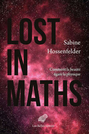 Lost in maths : comment la beauté égare la physique