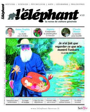 L'Eléphant : la revue. n° 27