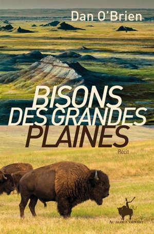 Bisons des grandes plaines