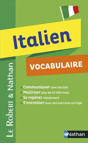 Italien : vocabulaire