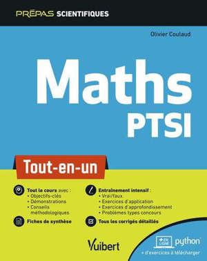Maths PTSI : tout-en-un