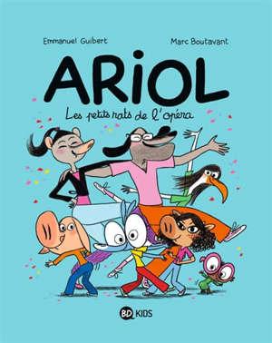 Ariol. Volume 10, Les petits rats de l'Opéra