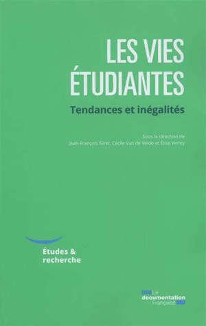 Les vies étudiantes : tendances et inégalités