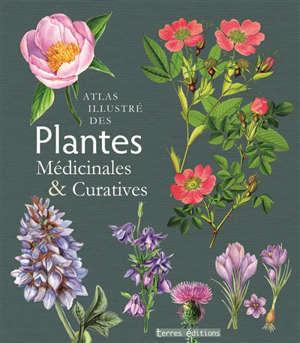 Atlas illustré des plantes médicinales et curatives