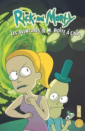 Rick and Morty, Les aventures de M. Boîte à caca