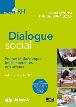 Dialogue social : former et développer les compétences des acteurs