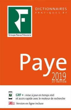 Paye 2019