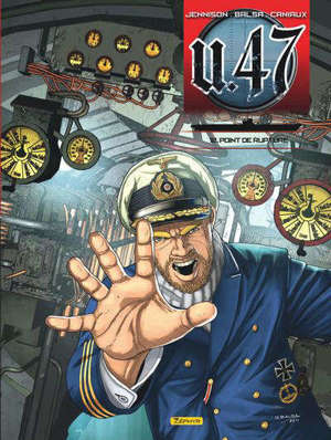 U-47. Volume 12, Point de rupture