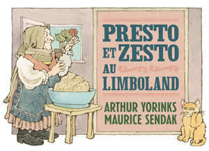 Presto et Zesto au Limboland