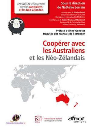 COOPERER AVEC LES AUSTRALIENS ET NEO-ZELANDAIS