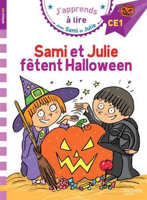 Sami et Julie fêtent Halloween : niveau CE1