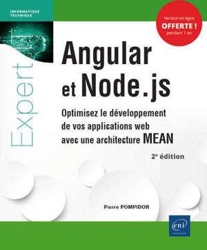 Angular et Node.js : optimisez le développement de vos applications web avec une architecture MEAN