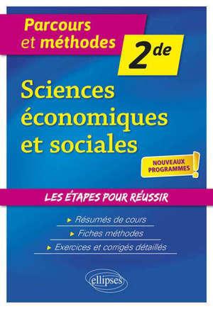 Sciences économiques et sociales, 2de : nouveaux programmes